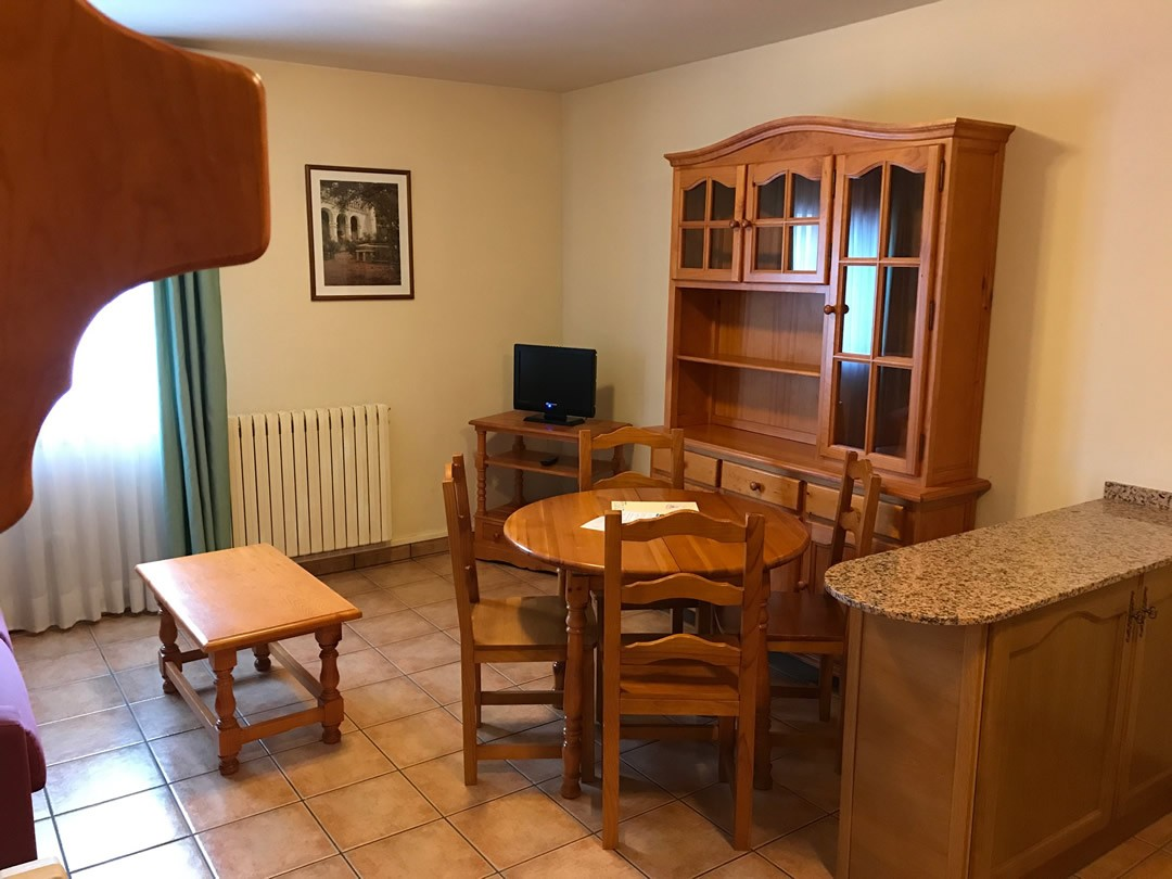 Apartament Estàndard 1/2 amb accés al SPA