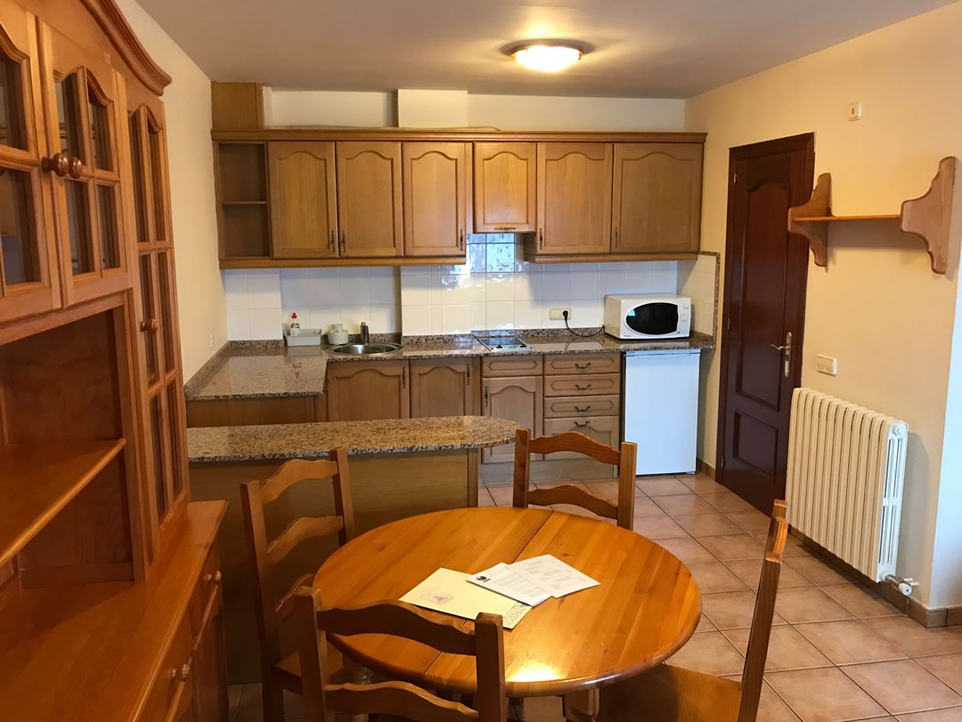 Apartament Estàndard 3/4 amb accés al SPA