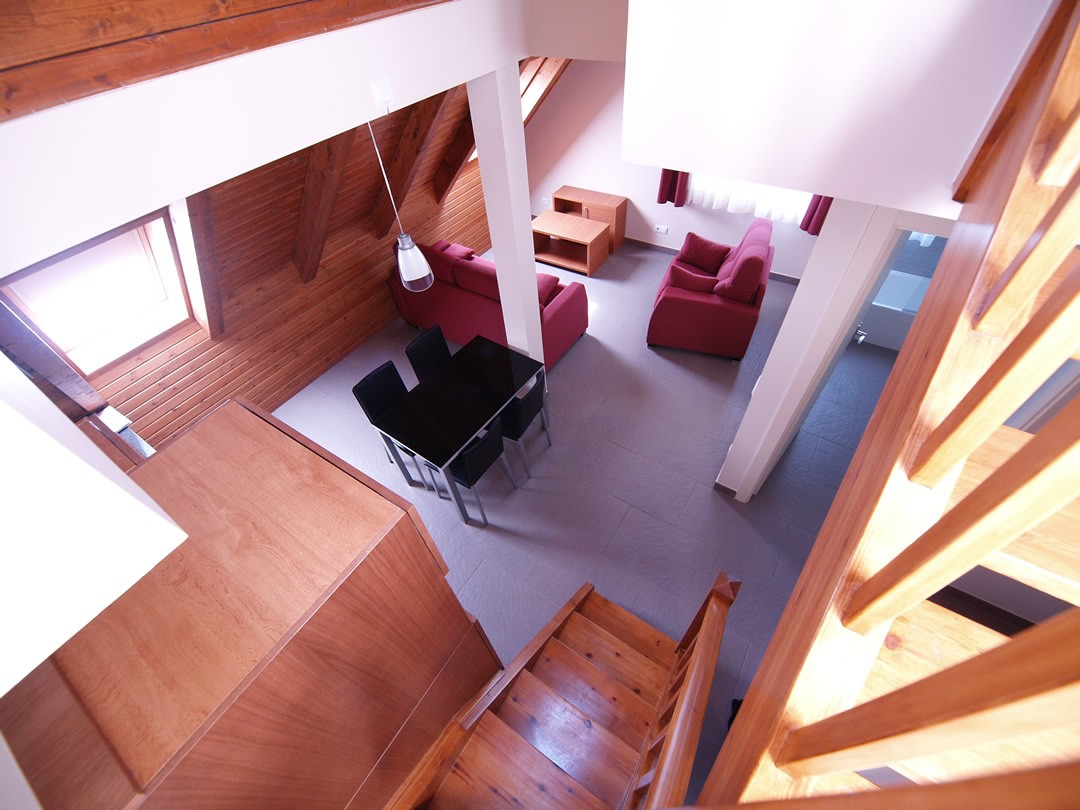 Duplex Suite Apartment (1 bedroom) with access to the SPA