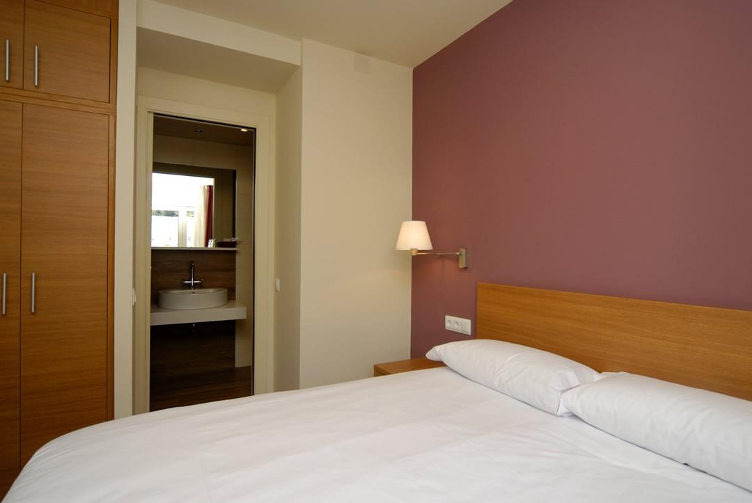 Apartament Superior (1 dormitori) 1/2 amb accés al SPA