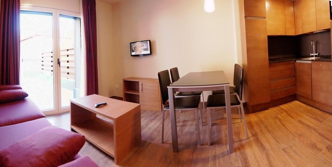 Apartament Superior (1 dormitori) 3/4 amb accés al SPA