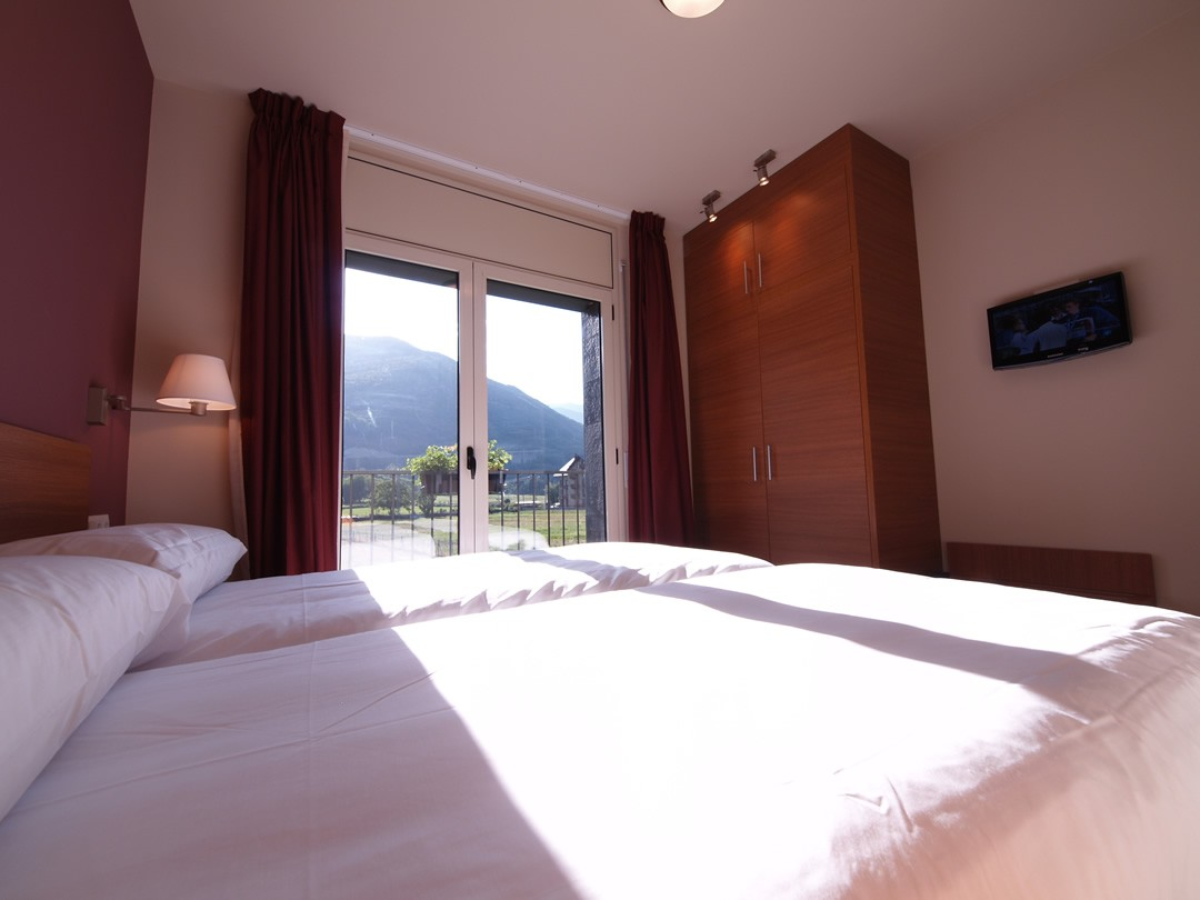Superior Room  with access to the SPA